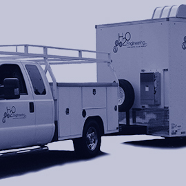 Mobile Ozone Sparge Unit